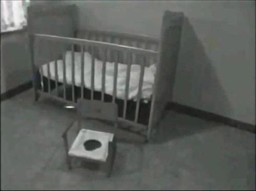 Genie-Feral-Child-Room